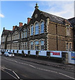 ST1775 : Ninian Park Primary School, Cardiff by Jaggery