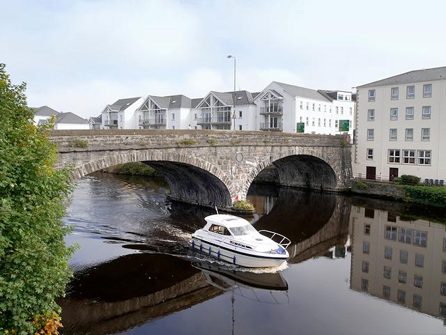 Erne Bridge, Enniskillen