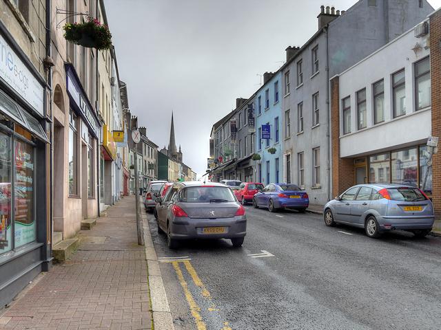 Enniskillen, Darling Street