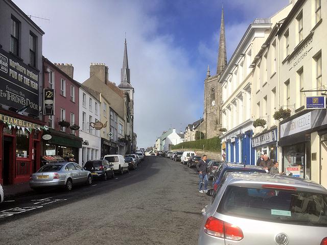 Church Street, Enniskillen