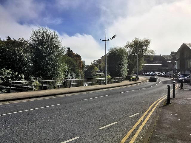 Enniskillen, Queen Elizabeth Road