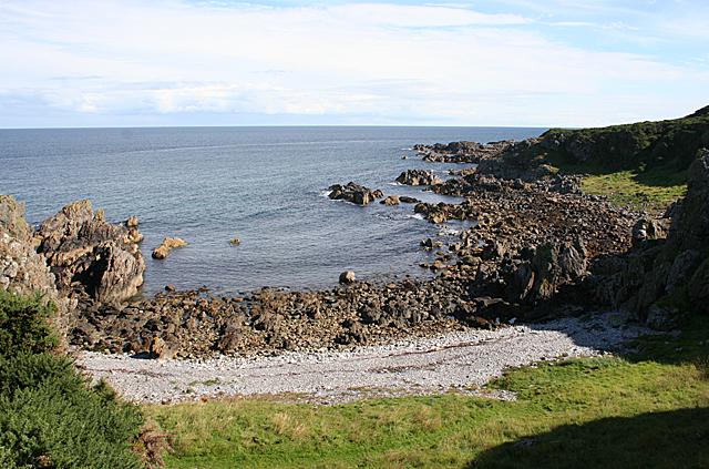 Bay near Rosehall