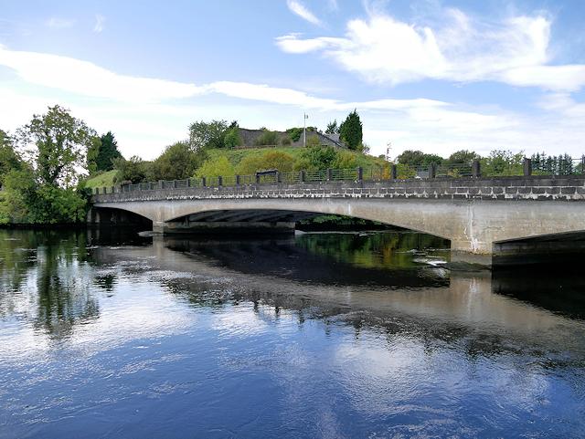 River Erne, Belleek Bridge