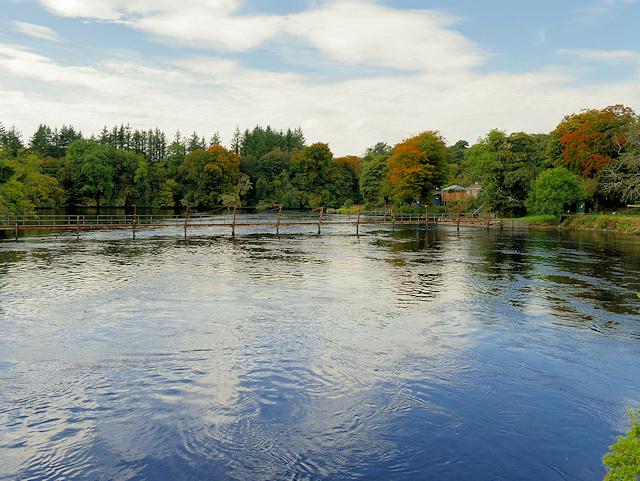 River Erne at Belleek