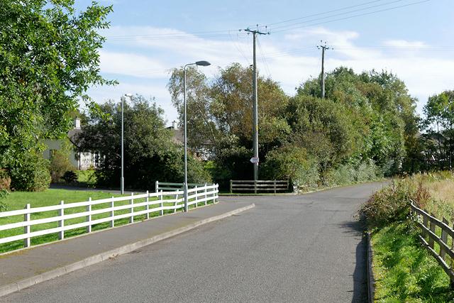 Belleek, Old Station Road