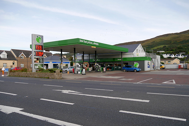 Applegreen Buncrana Filling Station