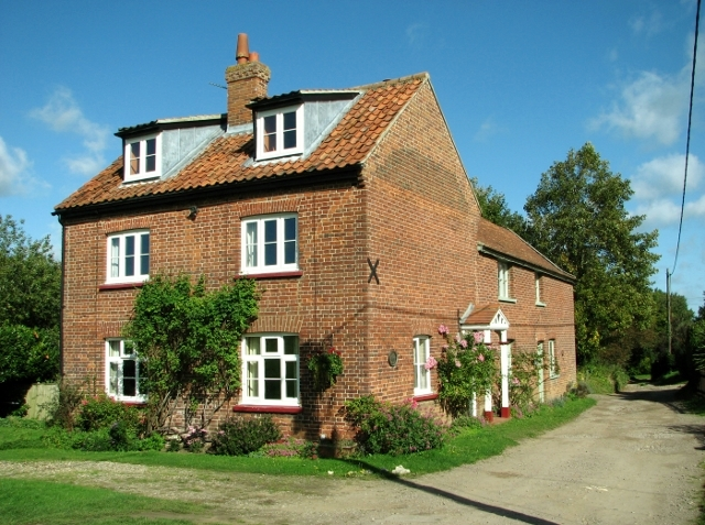 Houses at High Common