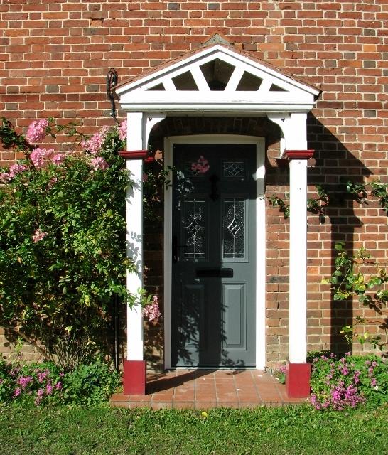 Rose cottage - entrance
