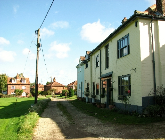 Dwellings at High Common