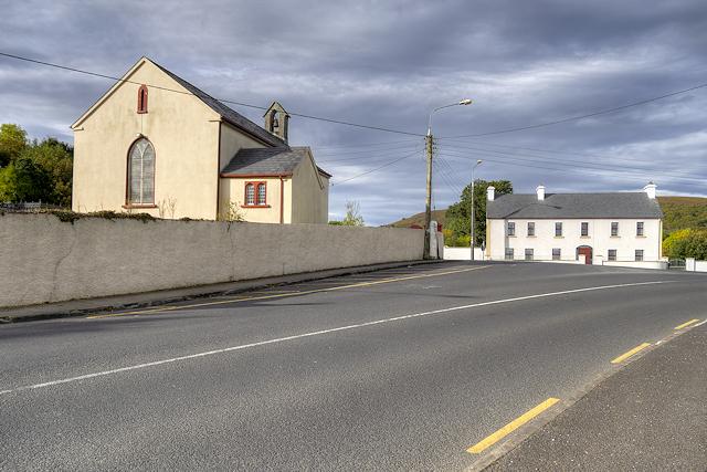 Carndonagh Church