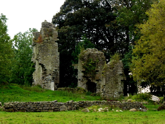 The ruins of Kirlish Castle