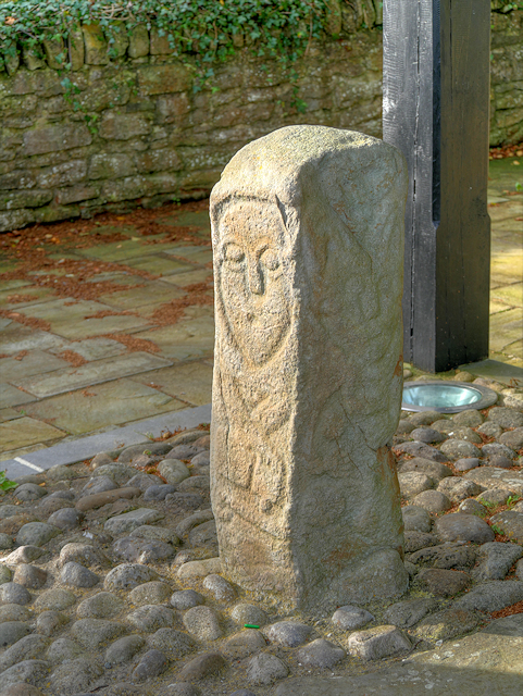 Carndonagh Crosses - The pilgrim