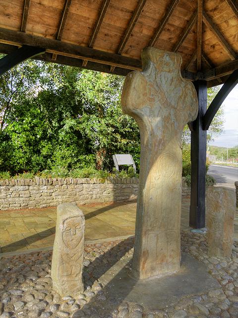 St Patrick's Cross and Pillar Stone, Carndonagh
