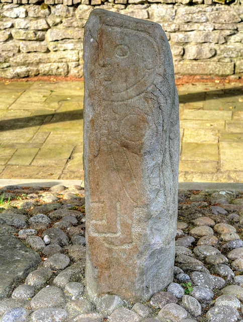 South Pillar Stone, Carndonagh Crosses