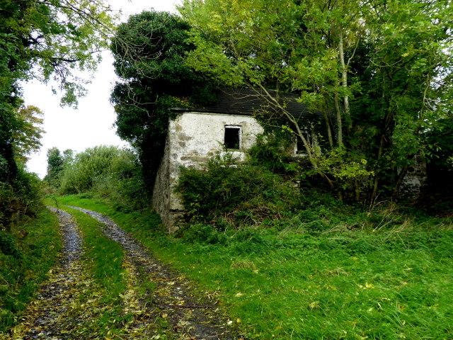 Ruined farmhouse, Kirlish