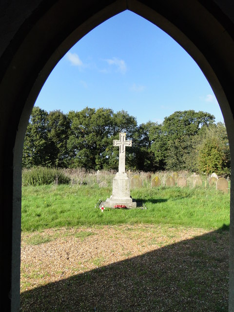 Stow Bedon War Memorial