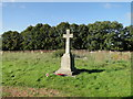 TL9695 : Stow Bedon War Memorial by Adrian S Pye