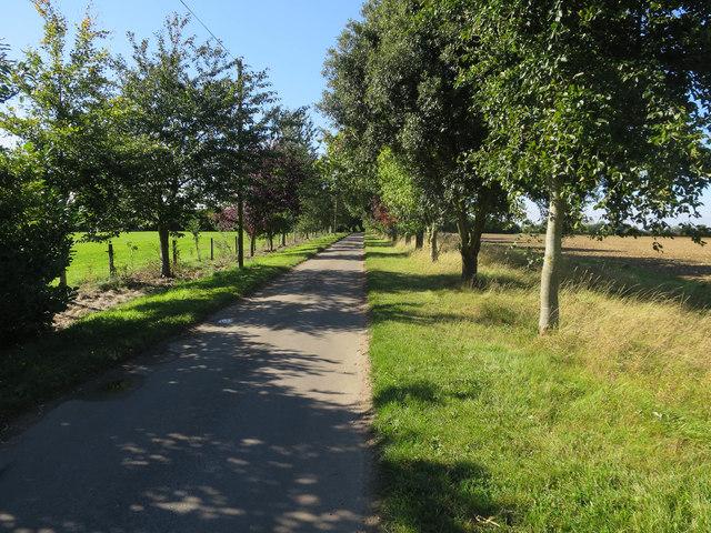 Slopers Road