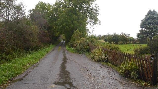 Road to Eriska
