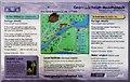 NN1784 : Notice to canoeists at Gairlochy Locks by Bill Kasman