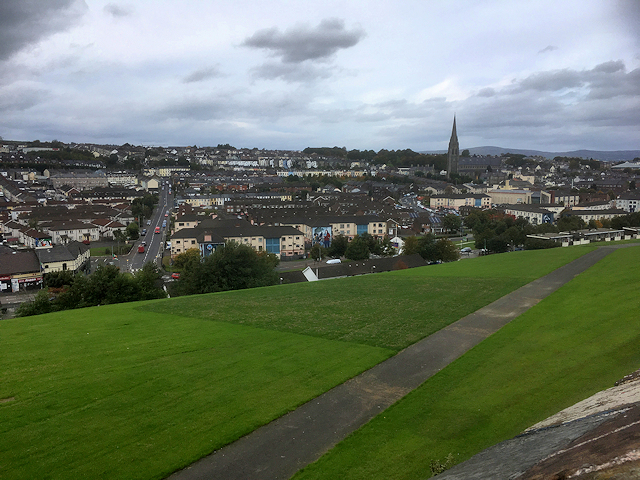 Derry, The Bogside