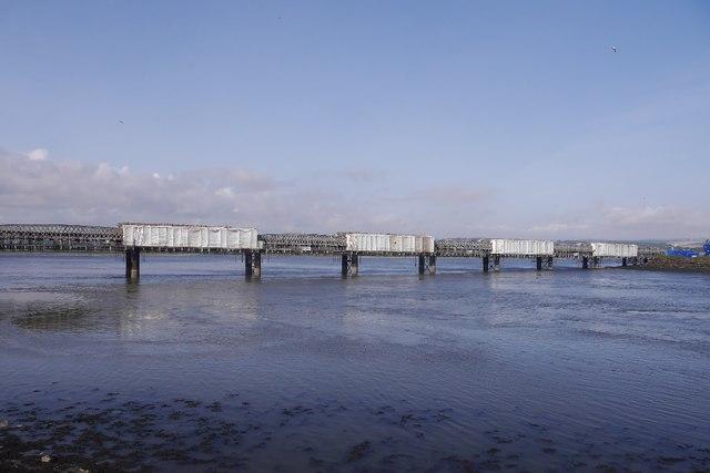 Repairs, Montrose Viaduct