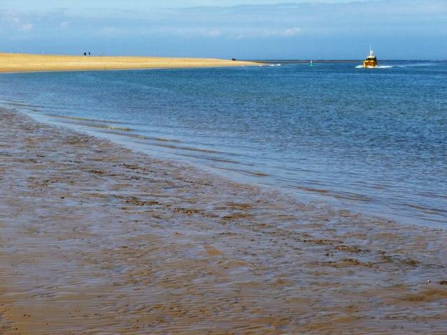 Sky, sand and sea - Wells-Next-The-Sea