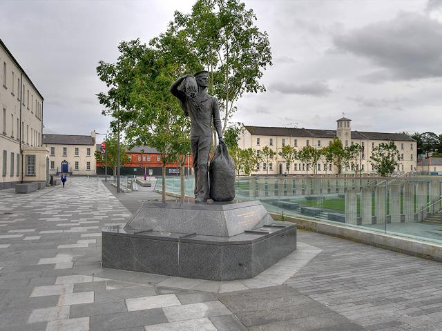 Memorial to the Battle of the Atlantic, Ebrington Square