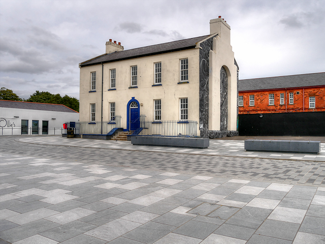 Ebrington Square, Derry