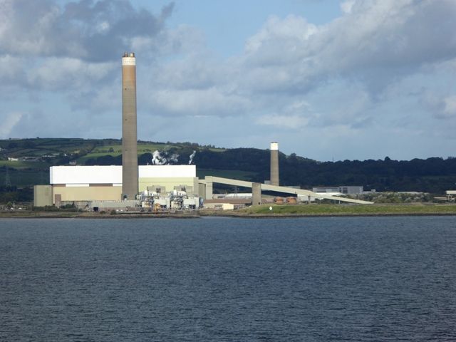 Killroot Power Station