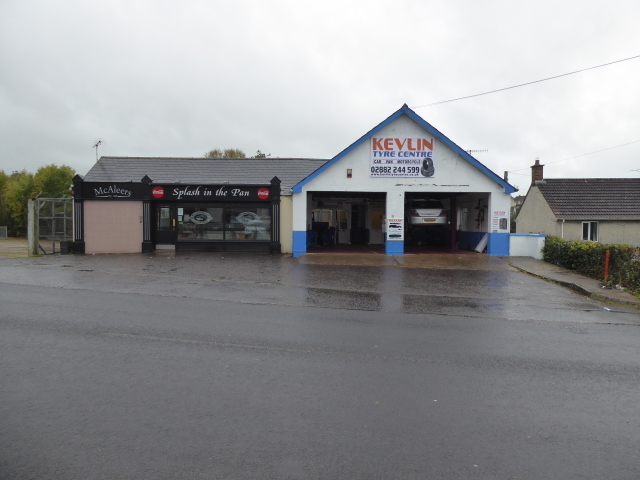 Kevlin Tyre Centre, Omagh