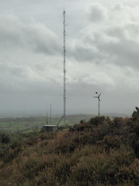 Antennae at Loughanleagh