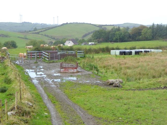 Farmland at Cornasaus