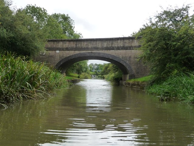 Smeeton Road Bridge [no 72], from the north-west