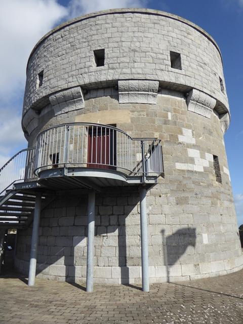 The Martello Tower, Millmount