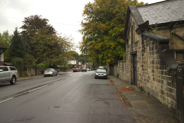 Moor Road, Headingley