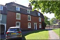 TL5338 : Cromwell Lodge by N Chadwick