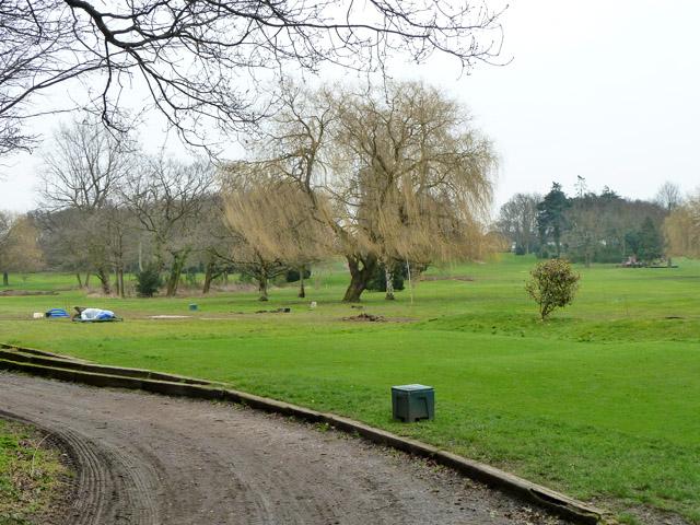 Course, Hendon Golf Club