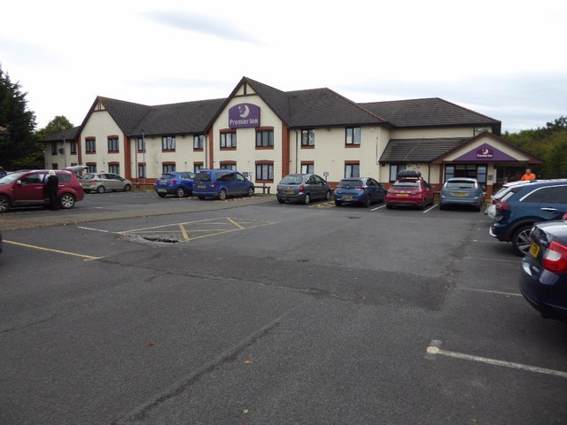 Premier Inn, Carlisle