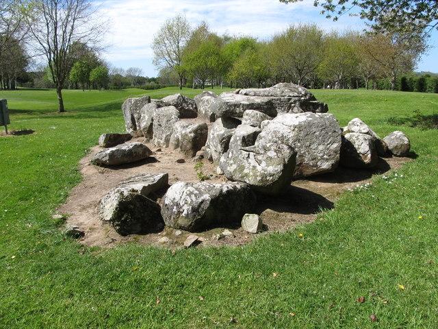 Proleek Wedge Tomb