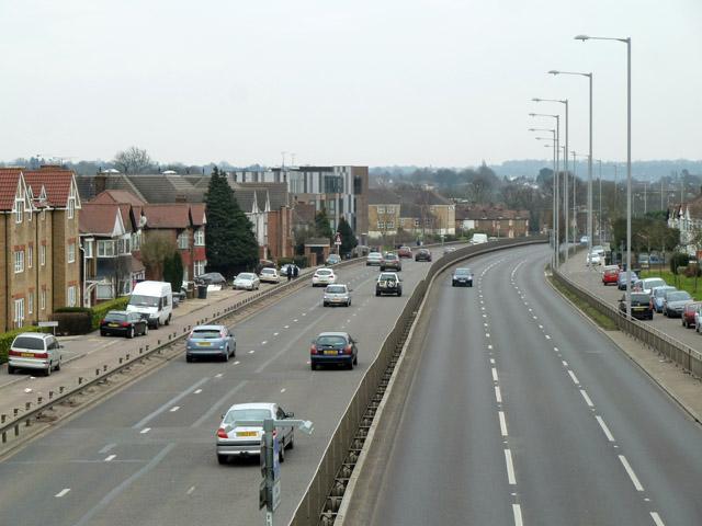 Great North Way. A1