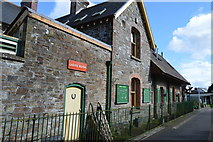 SX4563 : Station House, Bere Ferrers Station by N Chadwick