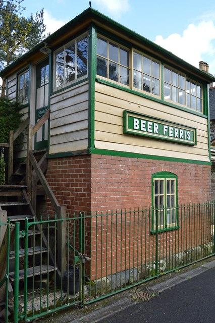 Bere Ferrers Signalbox