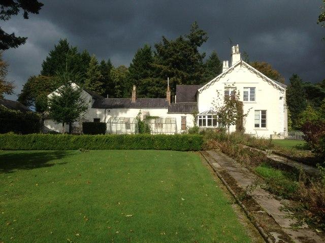 Grounds, Arleston House, Omagh