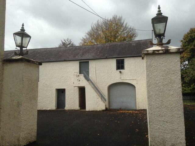 Outbuildings, Arleston House, Omagh