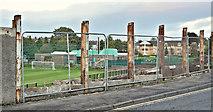 J3774 : Wilgar Park football ground, Belfast - October 2017(1) by Albert Bridge