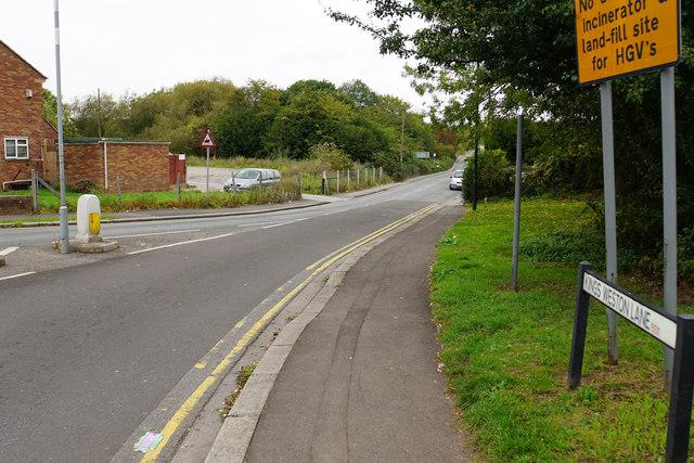 Kings Weston Lane