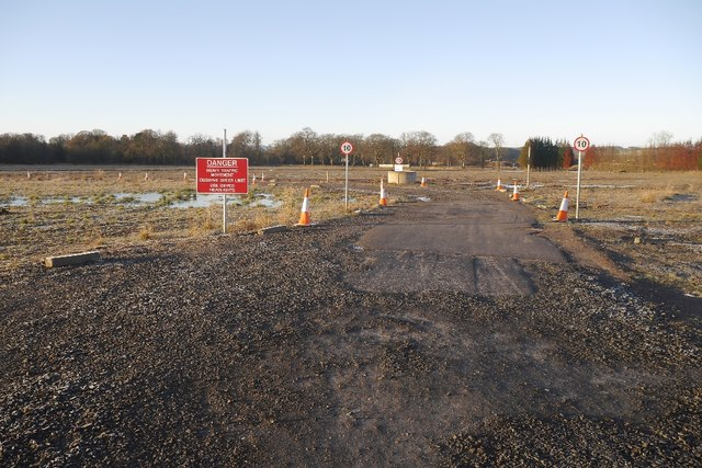 Redevelopment of ROF Bishopton