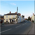 SK8381 : Marton: the Ingleby Arms by John Sutton