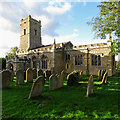 SK8381 : Marton: St Margaret by John Sutton